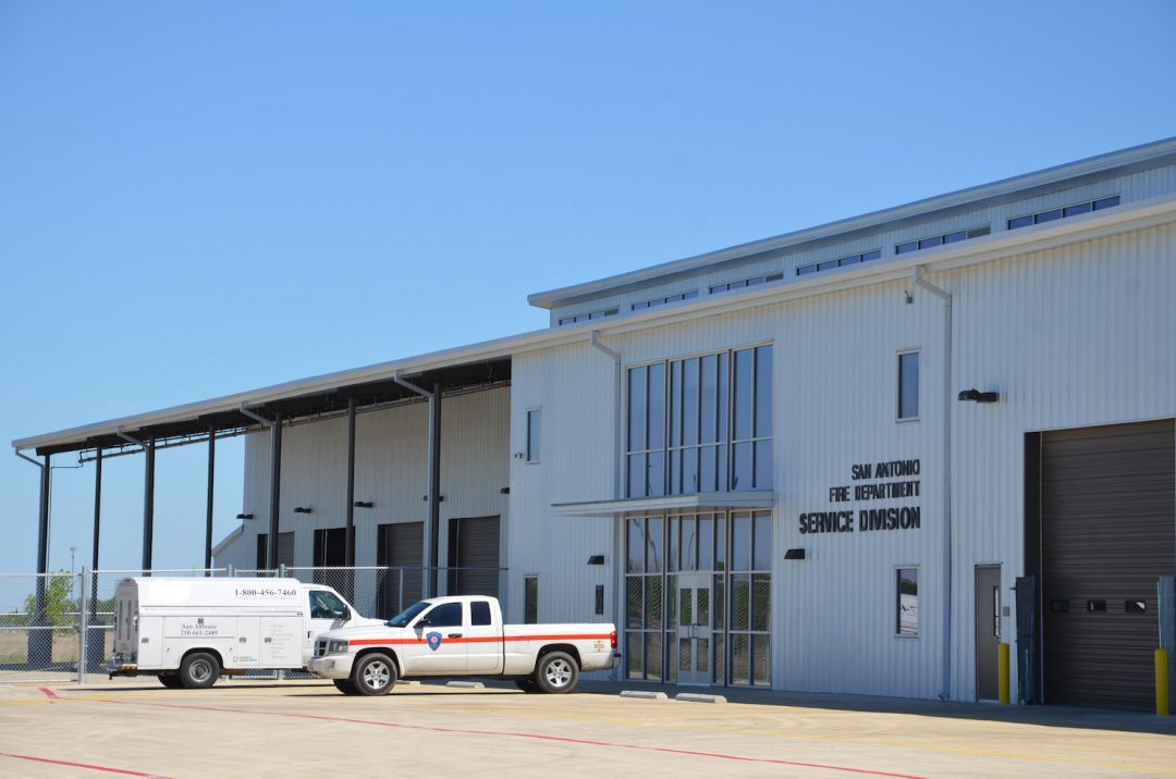 City Of San Antonio Fire Department Services Amp Logistics