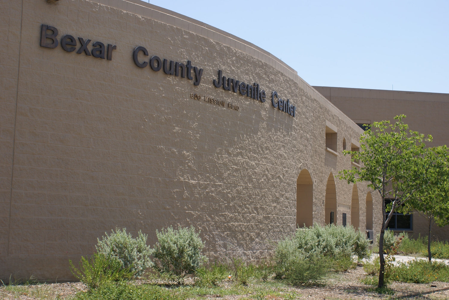 Image result for Bexar County Juvenile Detention Facility